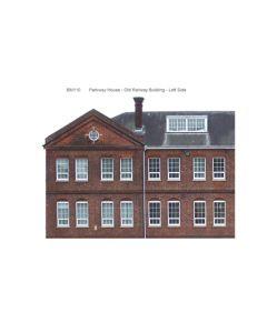 Art Printers 95252 Parkway House Railway Building