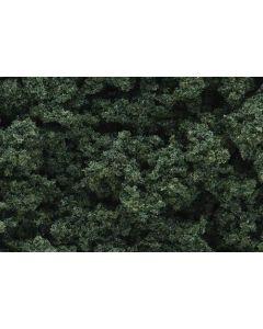 Woodland Scenics WFC684  Dark Green Clump Foliage