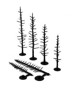"Woodland Scenics WTR1124 2½""−4"" Tree Armatures"