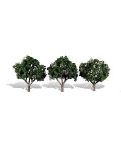 "Woodland Scenics WTR3508 3""-4"" Classic Cool Shade (3Pk)"