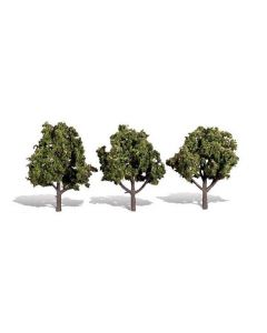 "Woodland Scenics WTR3510 4""-5"" Classic Sun Kissed (3Pk)"