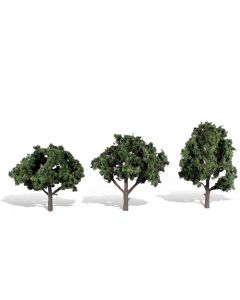 "Woodland Scenics WTR3511 4""-5"" Classic Cool Shade (3Pk)"