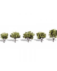 "Woodland Scenics WTR3546  1 1/4""−2"" Classic Early Light (5/Pk)"