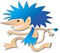 The hobby goblin logo